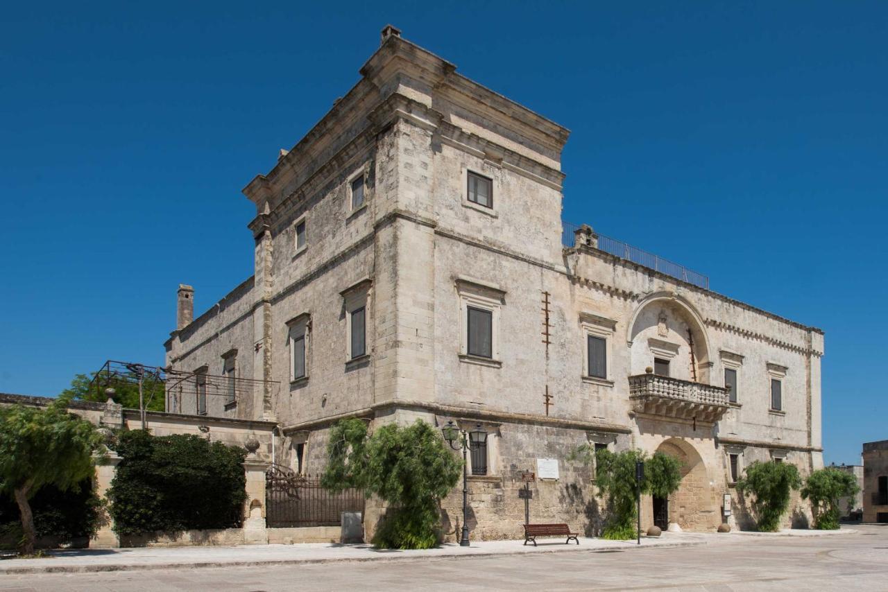 Отель типа «постель и завтрак»  Castello Di Casamassella