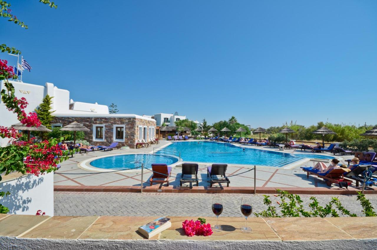 Resort Beach Hotel Naxos Chora Greece