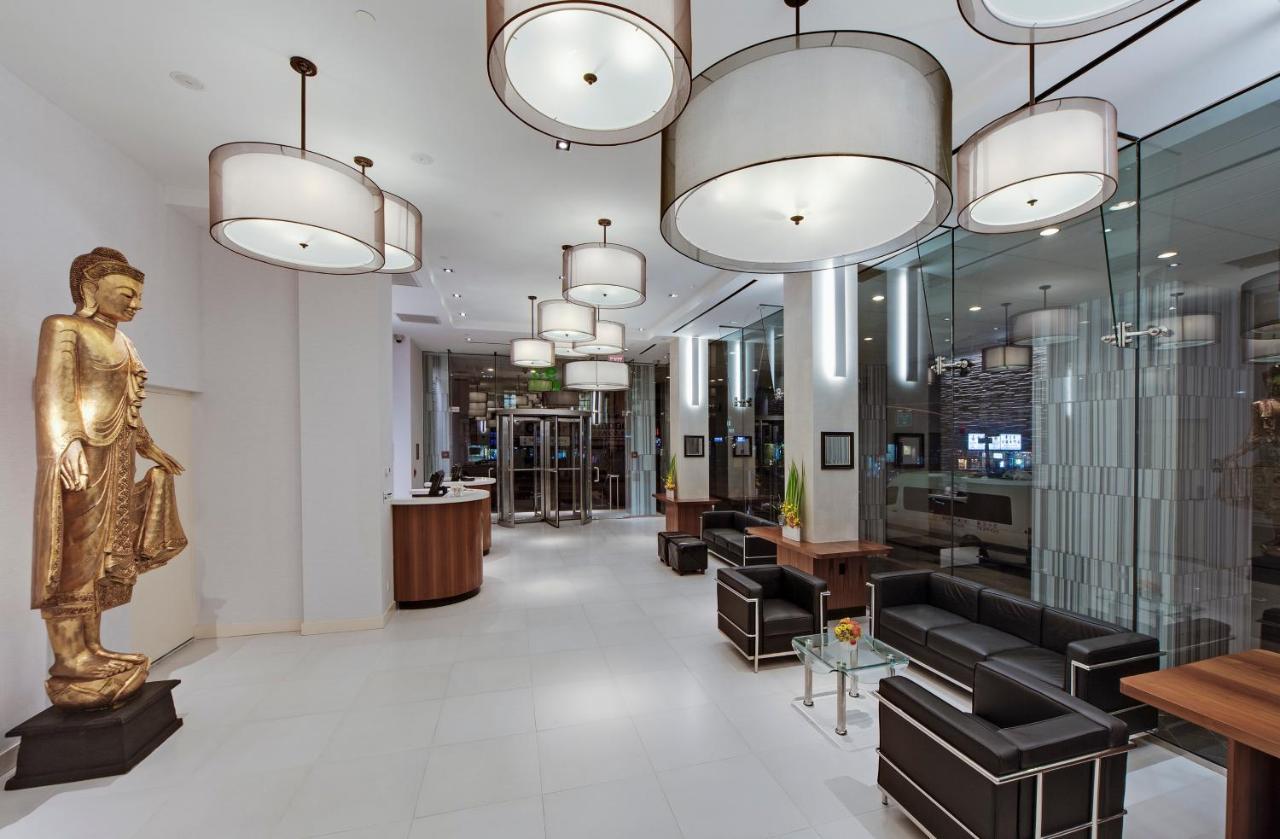 Hotel Wyndham Garden Chinatown Usa New York Booking Com