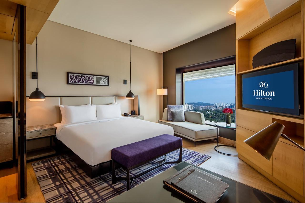 Hotel Hilton Kuala Lumpur, Malaysia - Booking.com