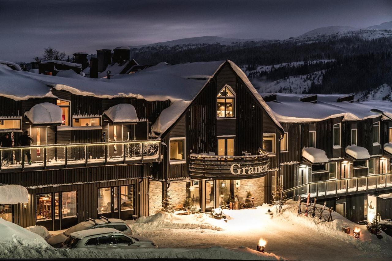 Hotell Granen Are Oppdaterte Priser For 2020