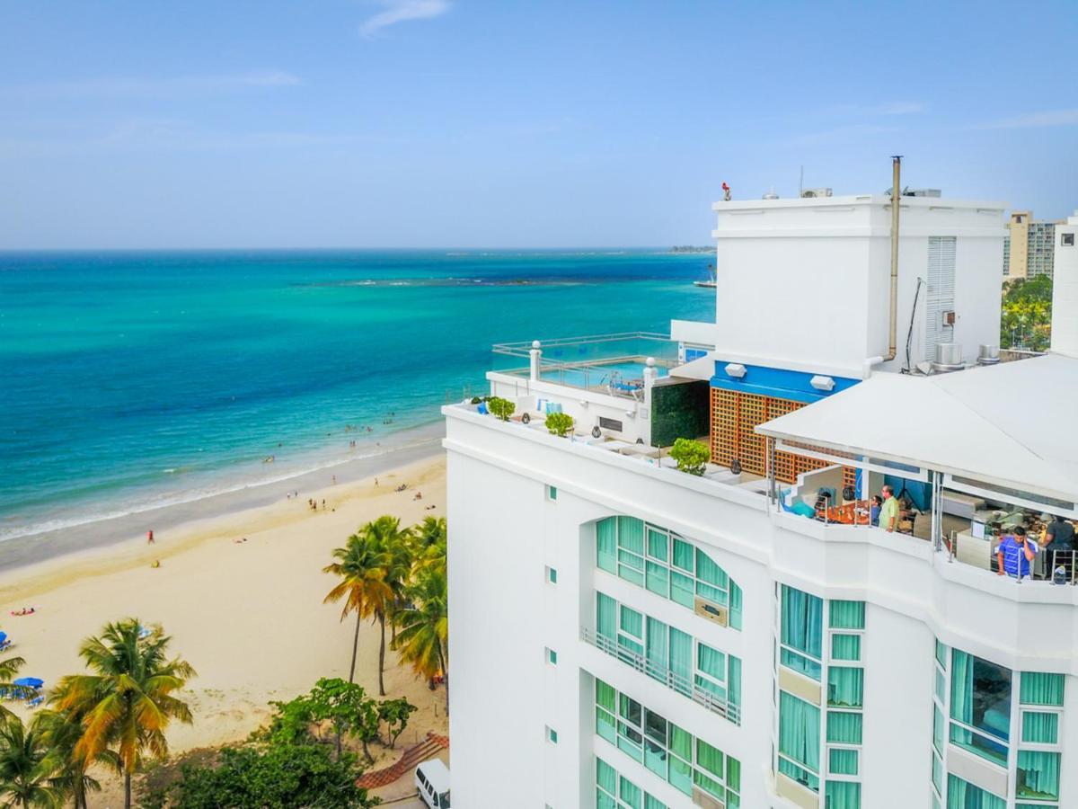 San Juan Water Club Hotel Puerto Rico