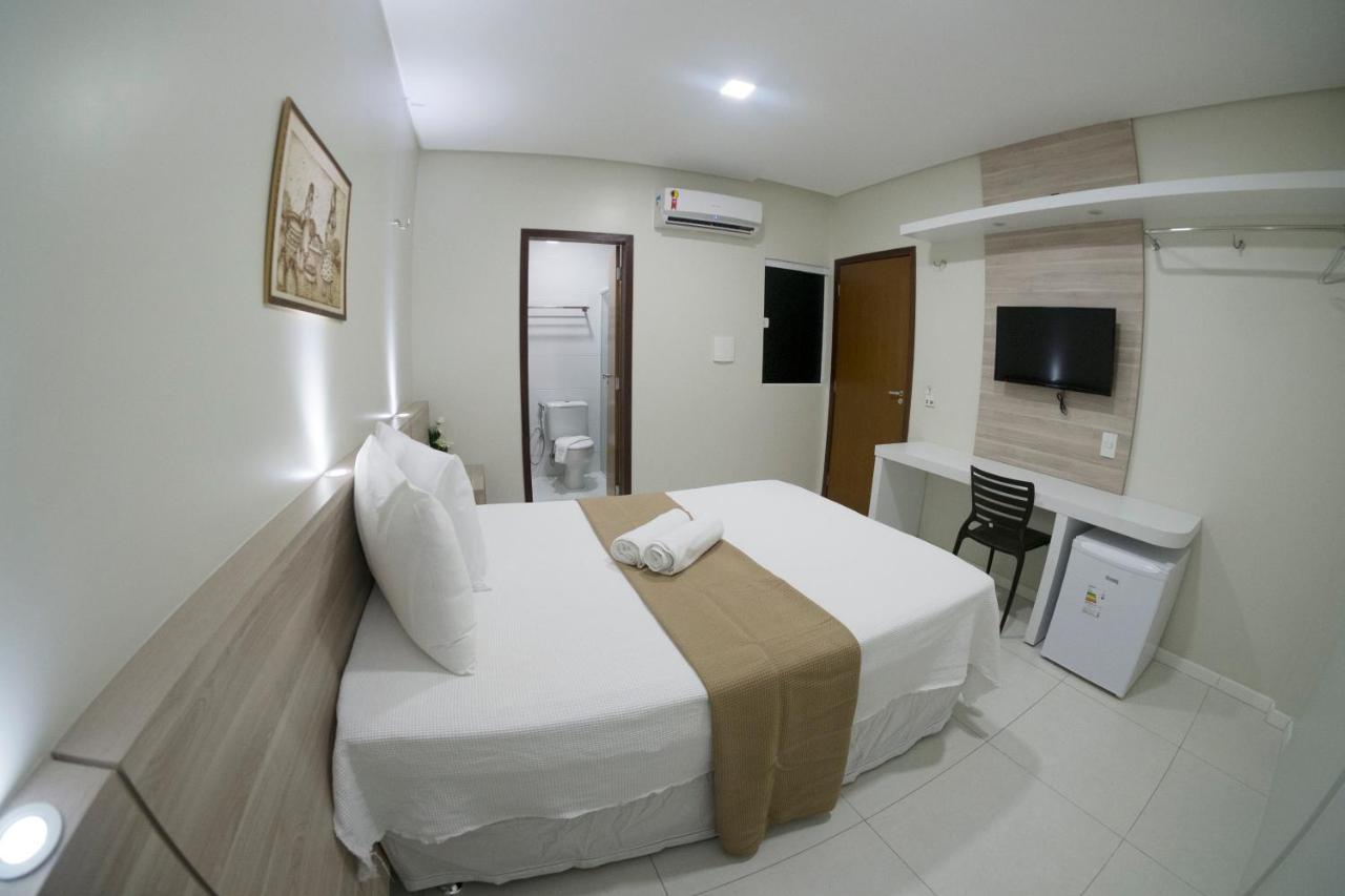Отель  Отель  Hotel Padre Cícero