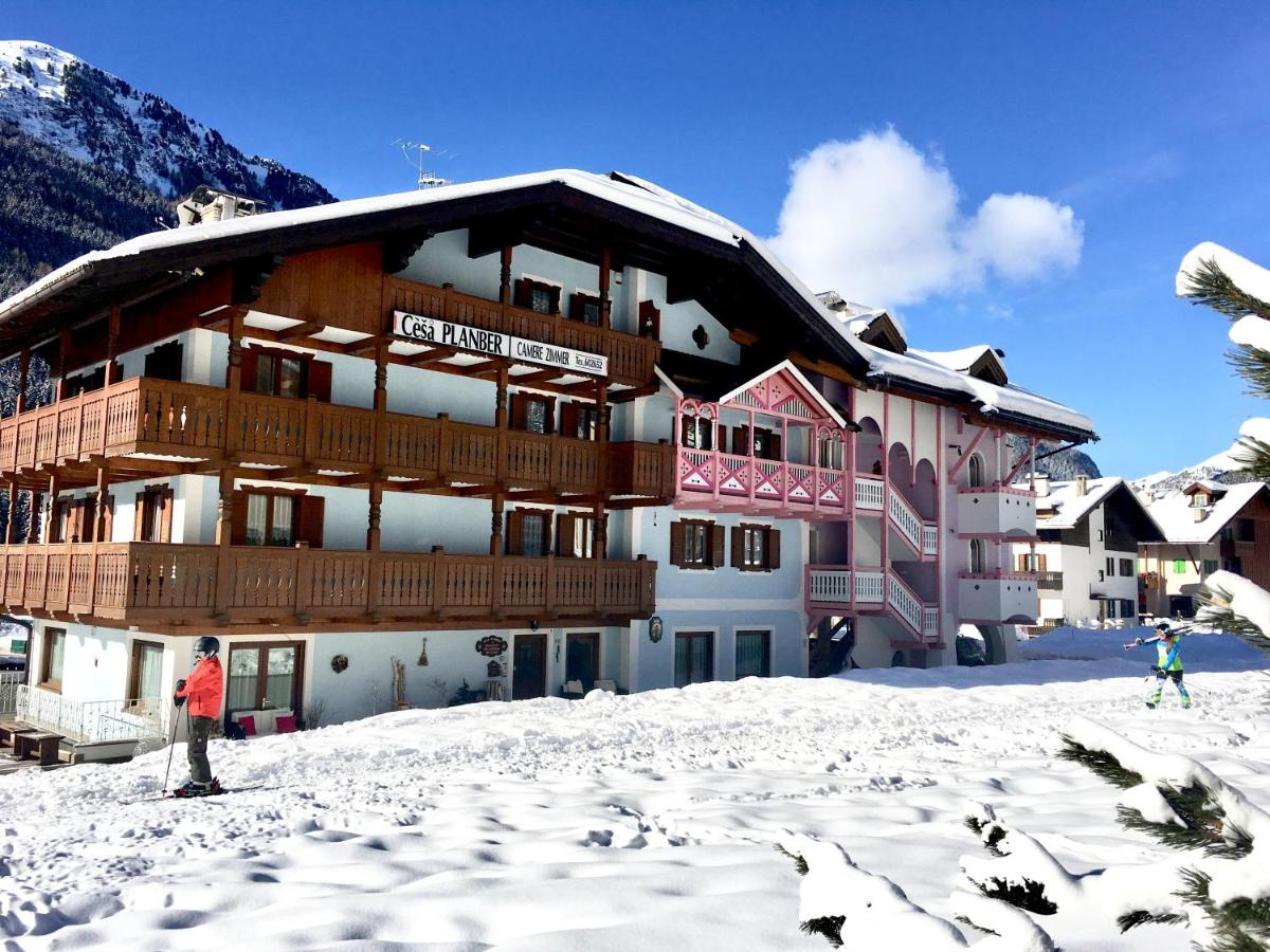 Cesa Planber Apartments Canazei Italy Booking Com