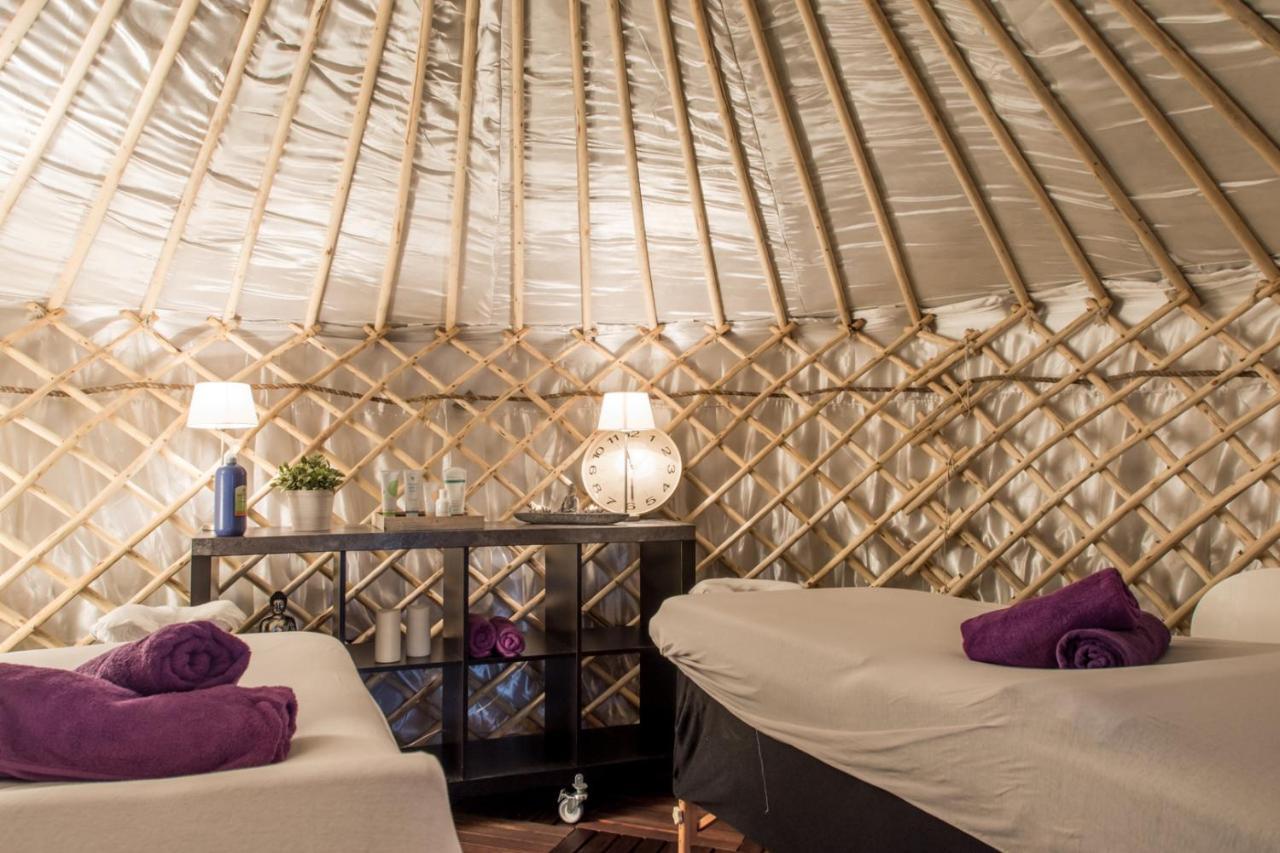 Separation Salon Chambre Studio bed and breakfast yurtlife, zaandam, netherlands - booking