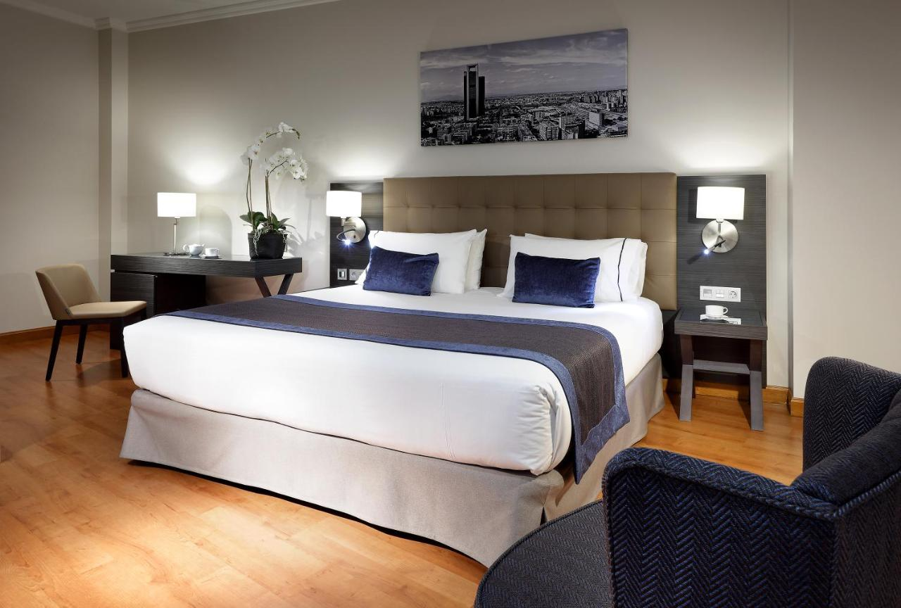 Hotel Eurostars Madrid Foro, Tres Cantos, Spain - Booking.com