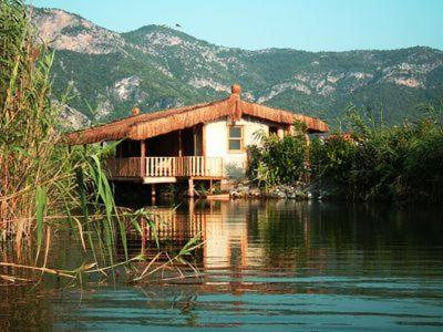 Дом для отпуска  Kingfisher Cottage