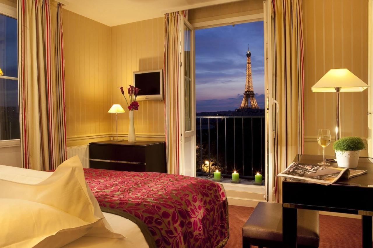 巴黎鐵塔住宿推薦