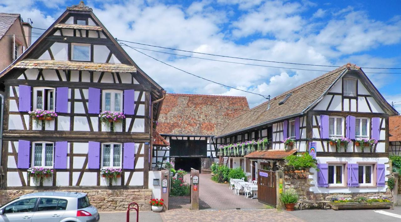 Guest Houses In Westhouse Alsace