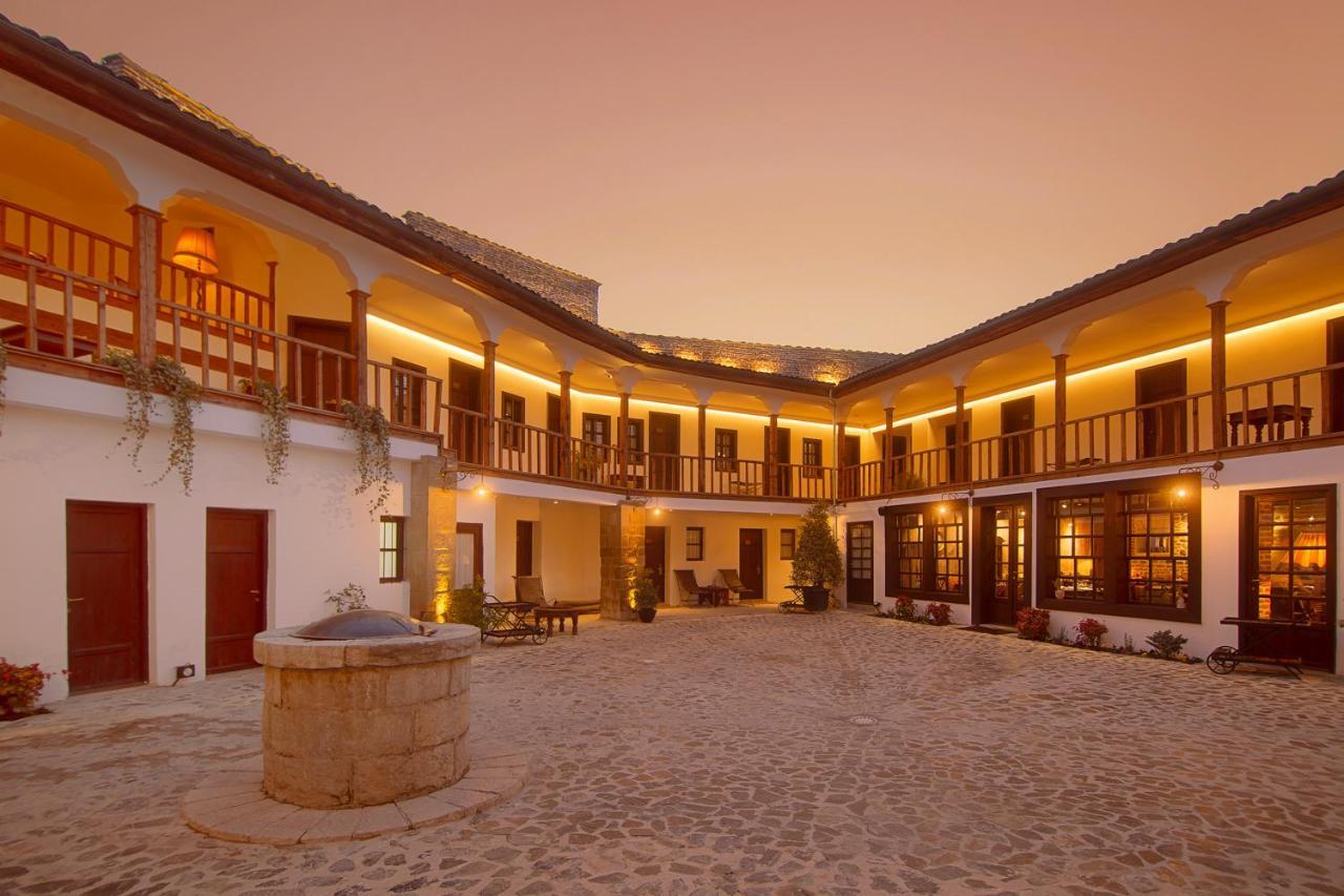 Отель  Hani I Pazarit