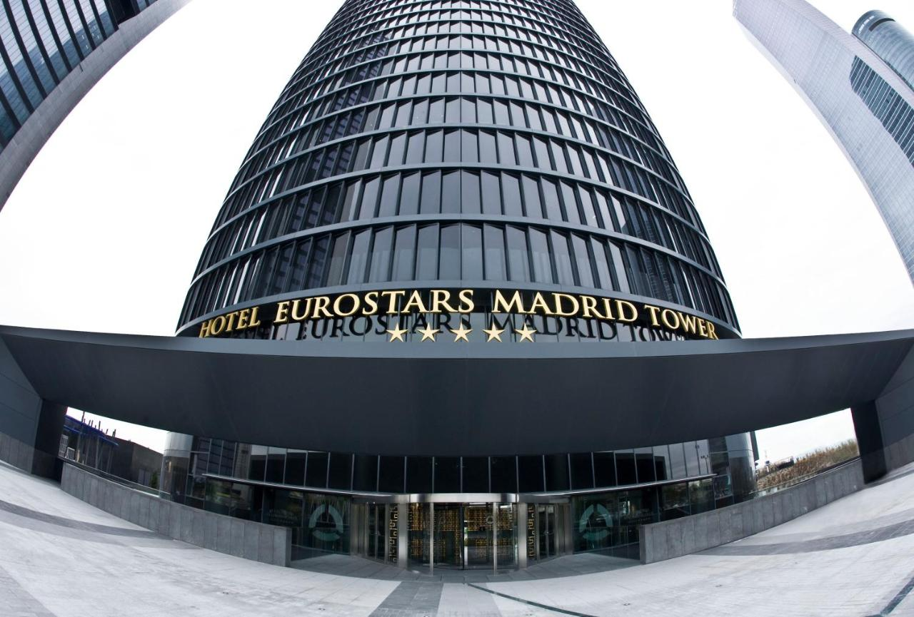 Eurostars Madrid Tower, Madrid – Precios actualizados 2019
