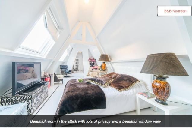 Отель типа «постель и завтрак»  Design B&B Naarden Vesting