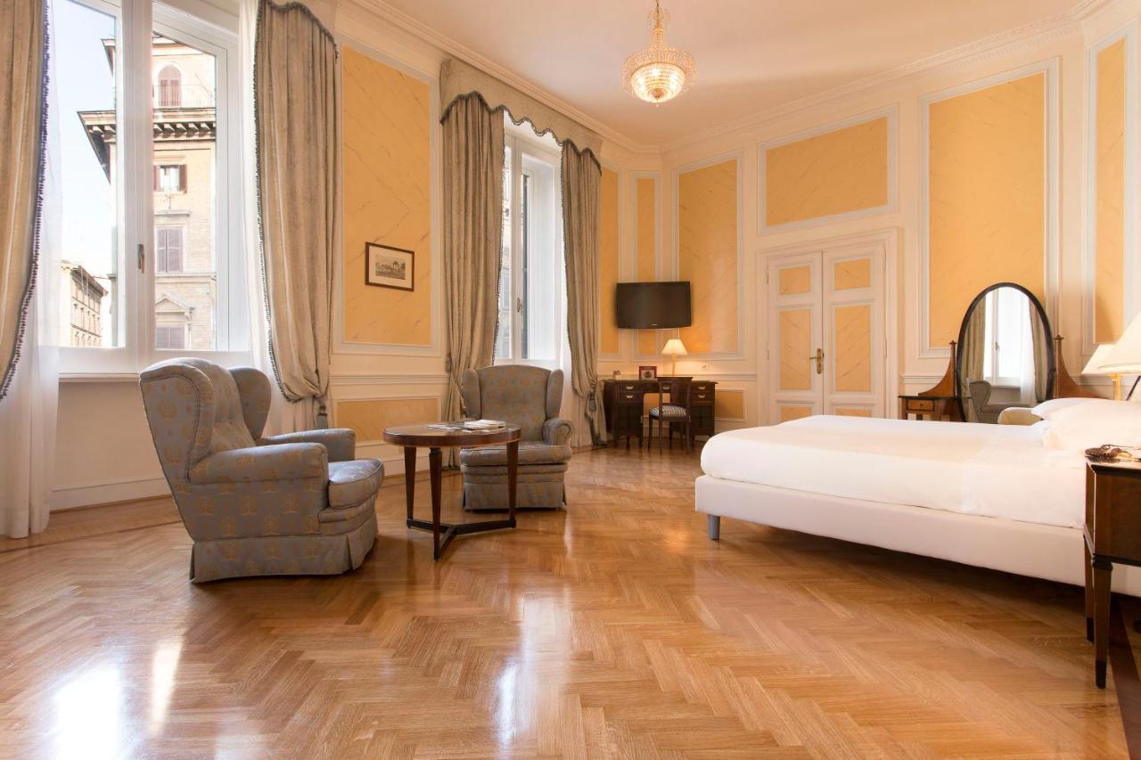 Hotel Quirinale Italia Roma Booking Com