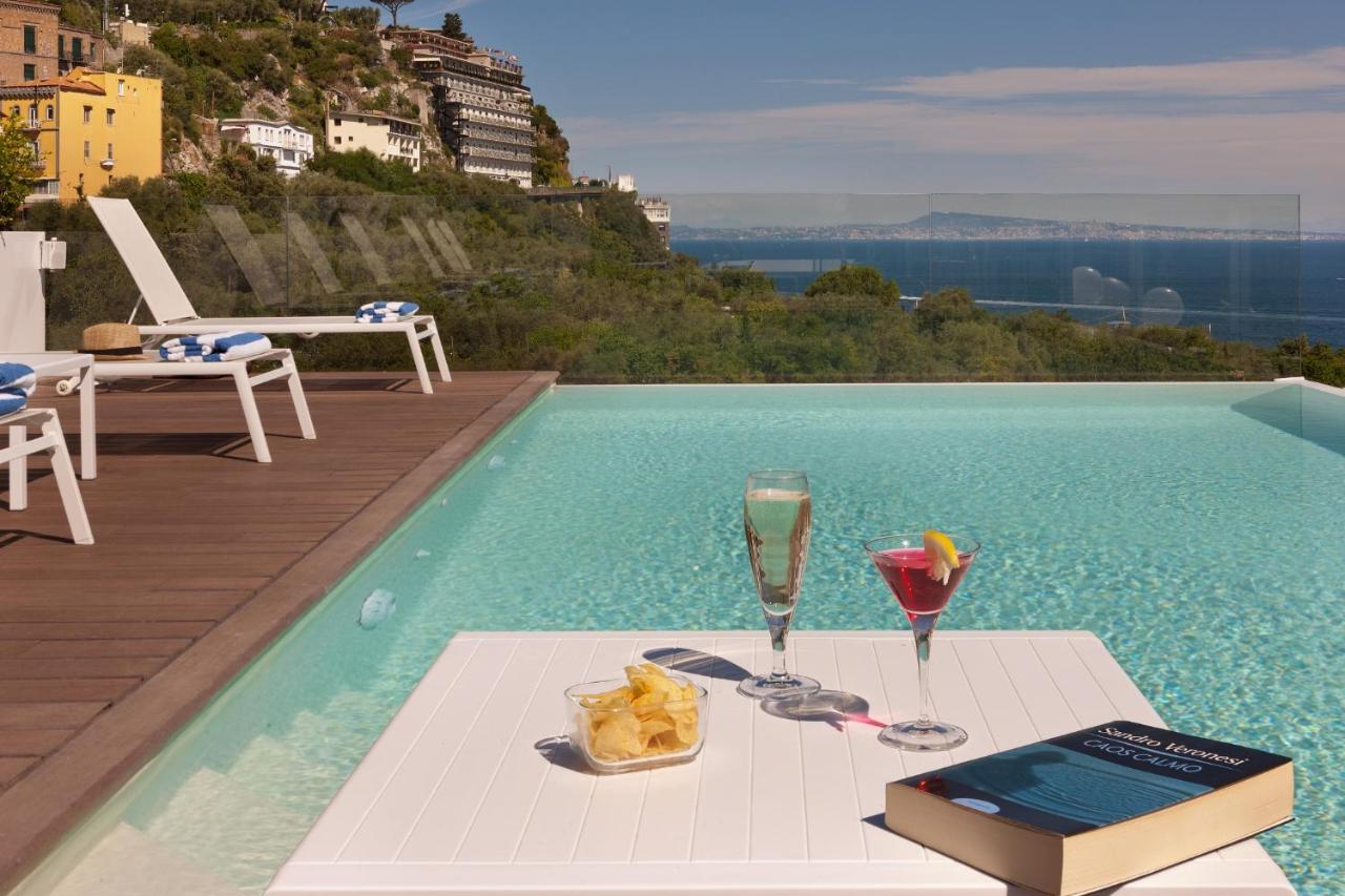 Hotel Rivage Sorrento Italy Booking Com