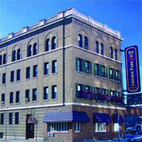 Отель  Отель  Inn At Lincoln Park