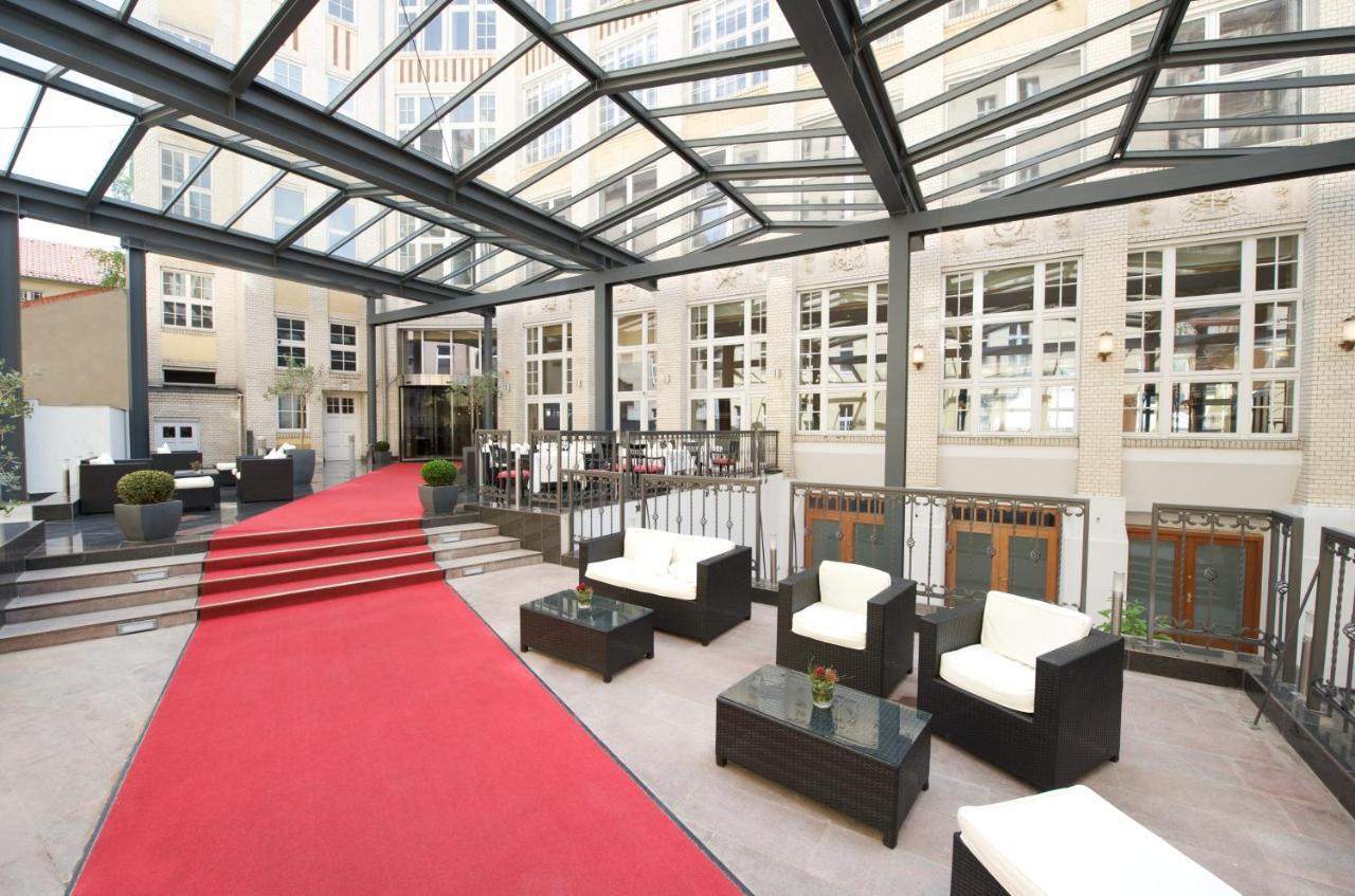 Отель  Wyndham Garden Berlin Mitte