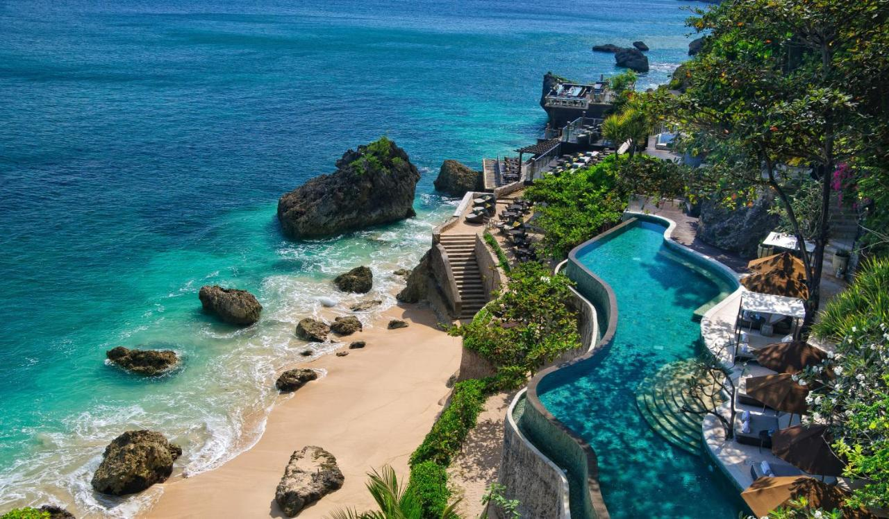 Uma vista aérea de AYANA Resort and Spa, BALI