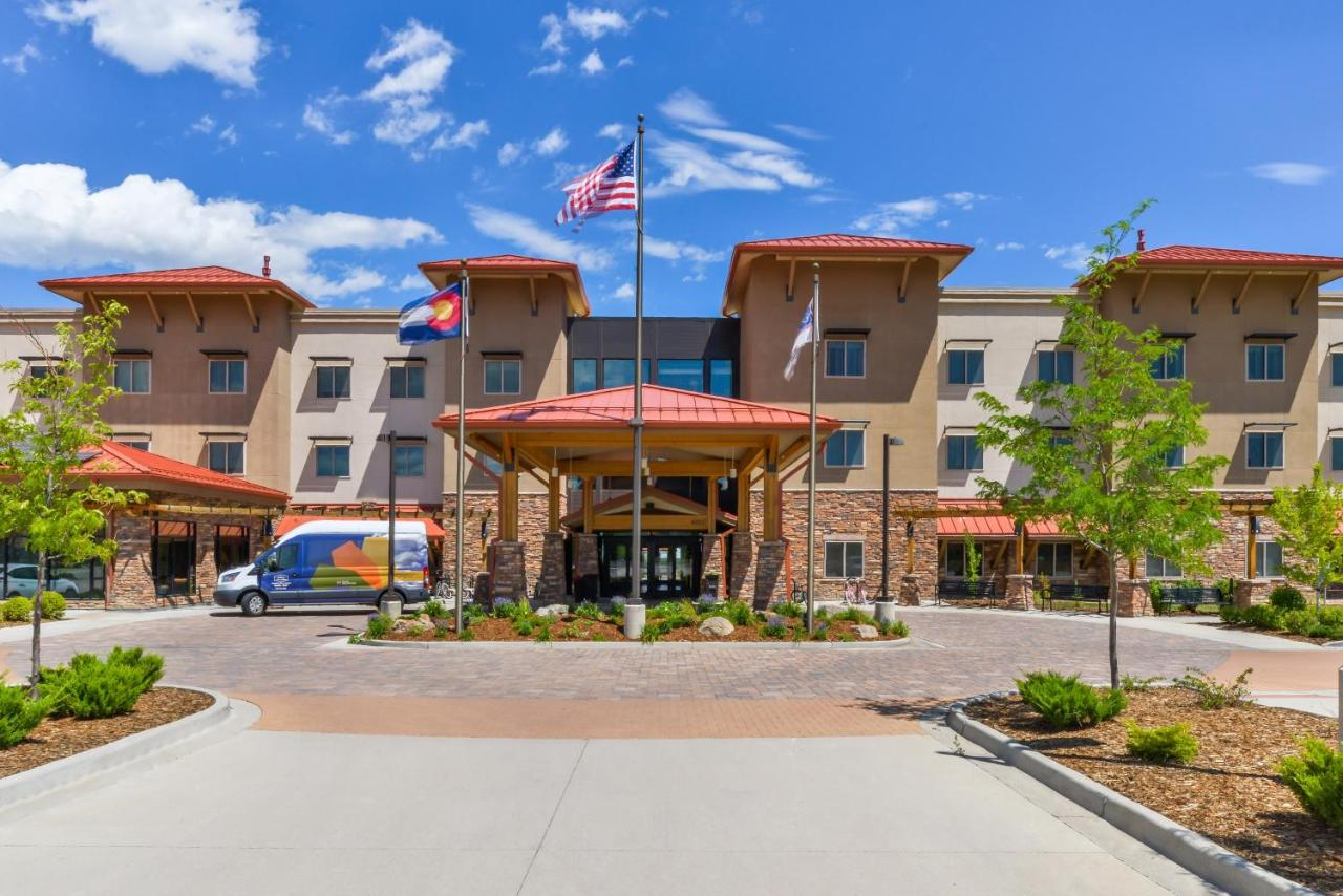 Отель  Hampton Inn & Suites Boulder North