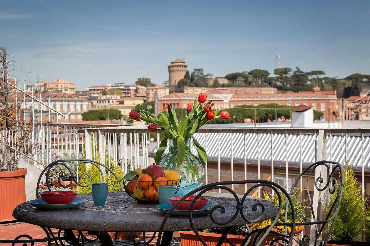 Dome Terrace Apartment Rome Italy Booking Com