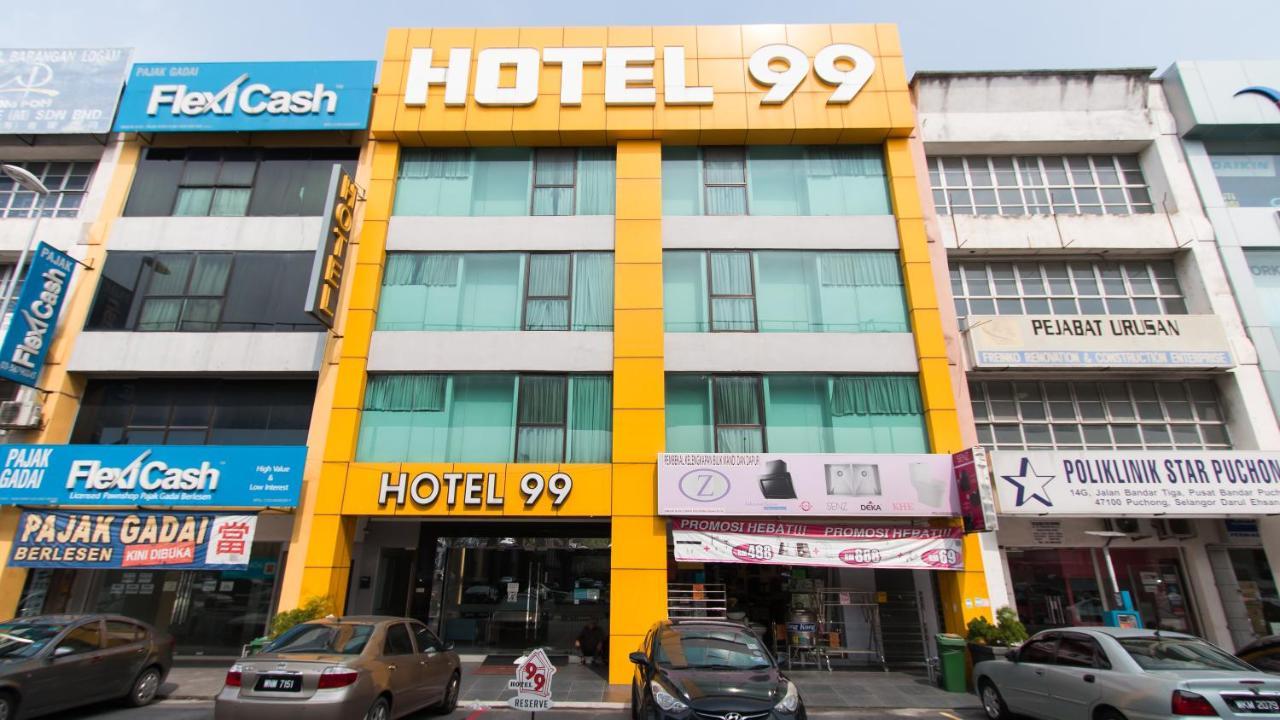 Отель  Hotel 99 Pusat Bandar Puchong