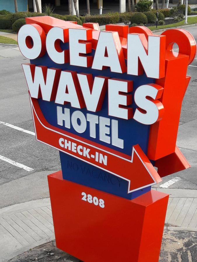 Ocean Waves Hotel Myrtle Beach Sc