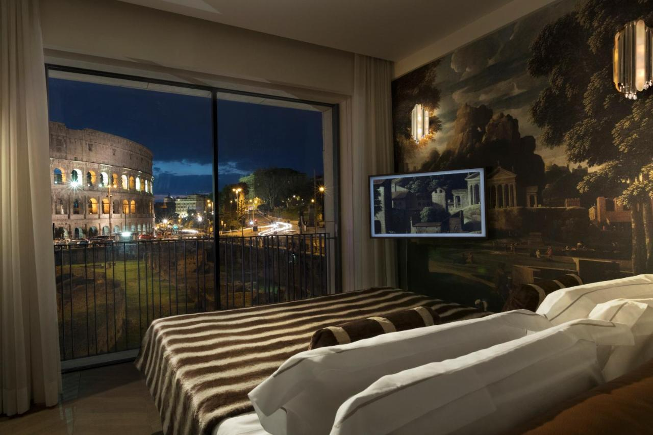 Hotel Gladiatori Palazzo Rome Italy Booking Com