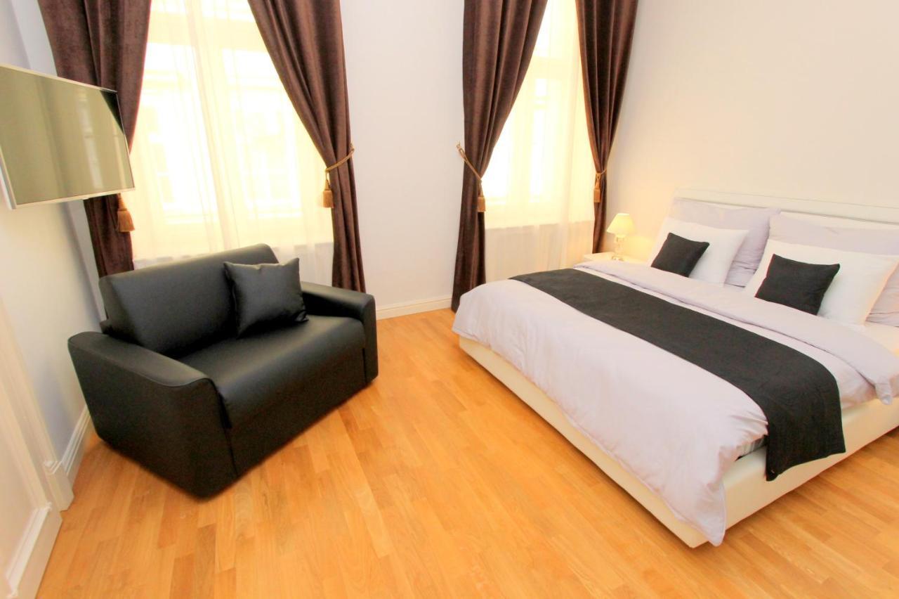 Апартаменты/квартиры  Luxury Apartments Krocínova