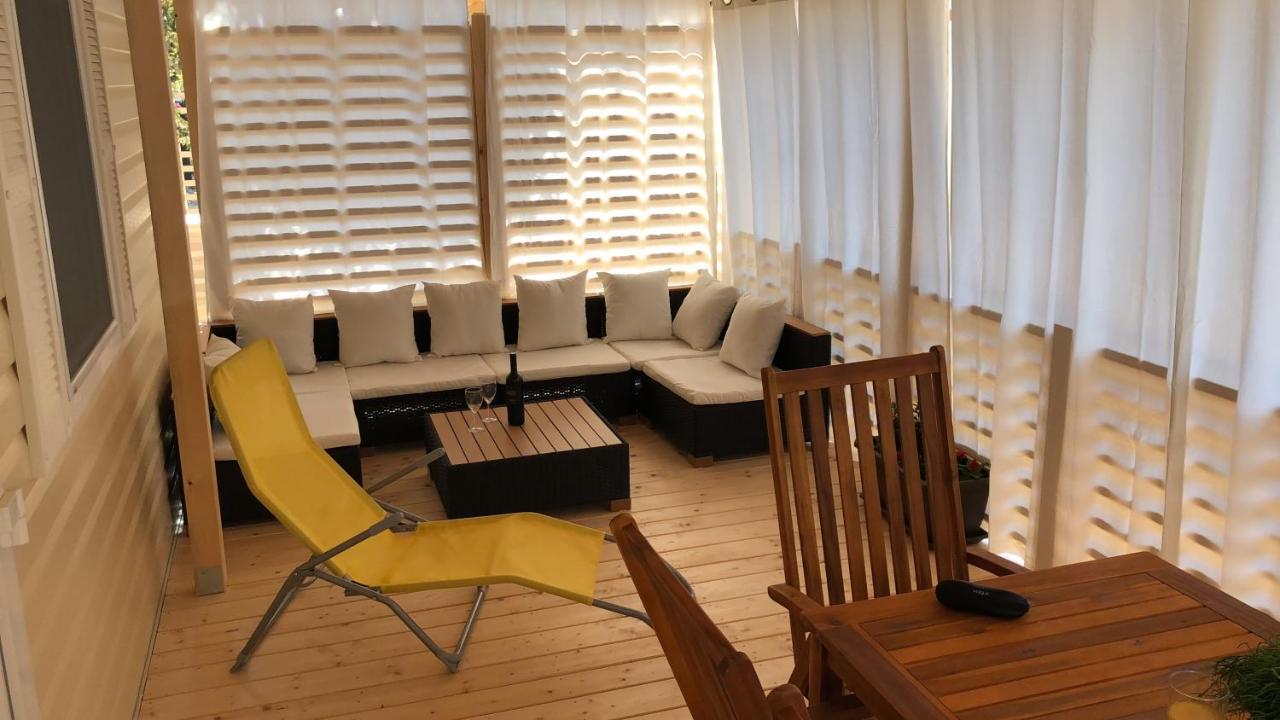 Кемпинг  Mobile Homes Maja Camp Soline