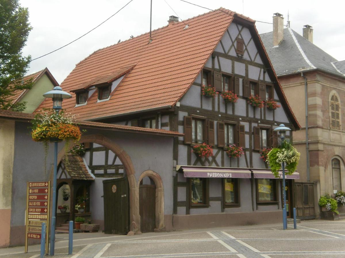 Guest Houses In Widensolen Alsace