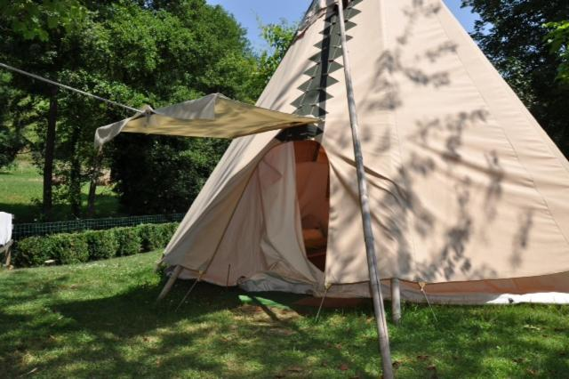 Кемпинг  Camping La Vie En Vert