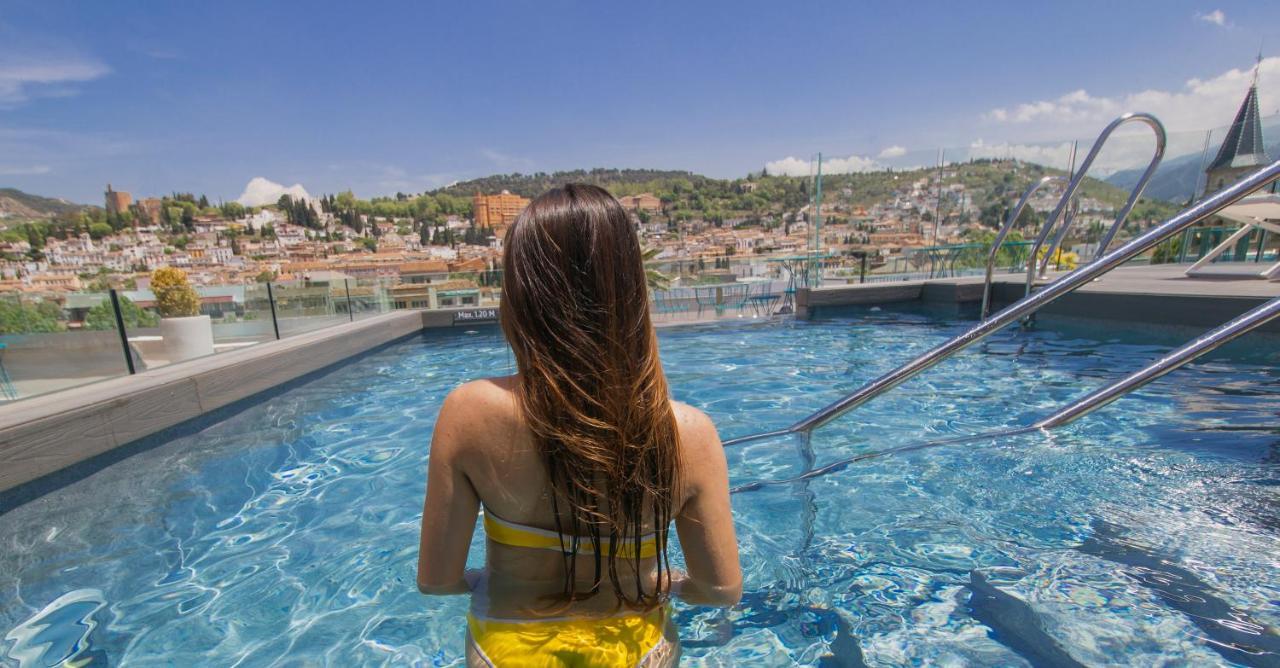 Hotel Barceló Carmen Granada Spain Booking Com