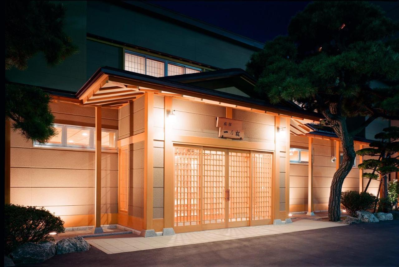 記念日におすすめのホテル・旅館 一乃松の写真1