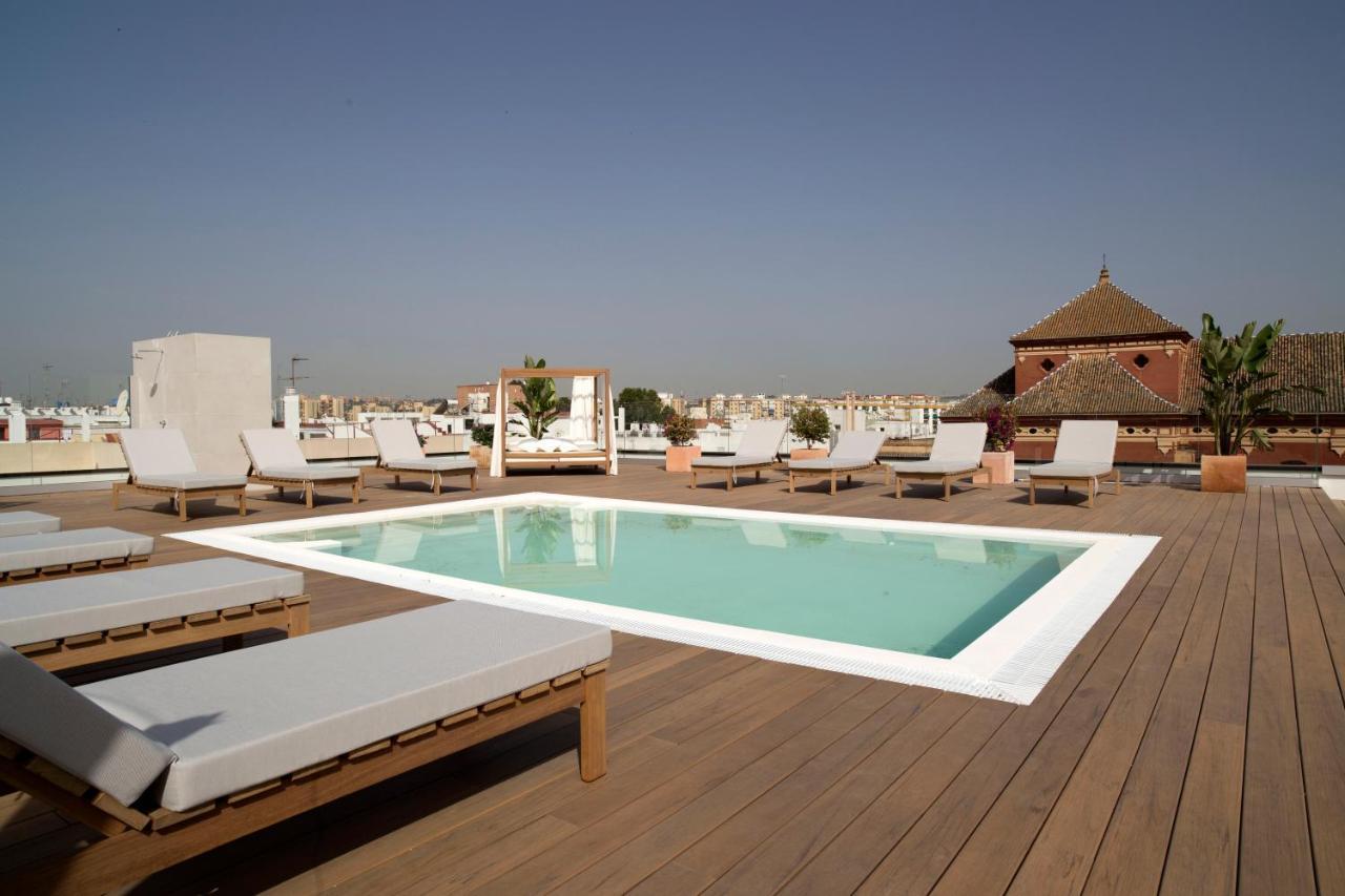 Отель  Zenit Sevilla