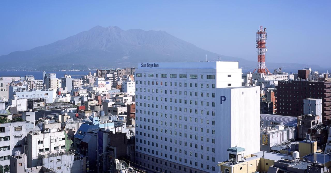 記念日におすすめのホテル・サンデイズイン鹿児島の写真1