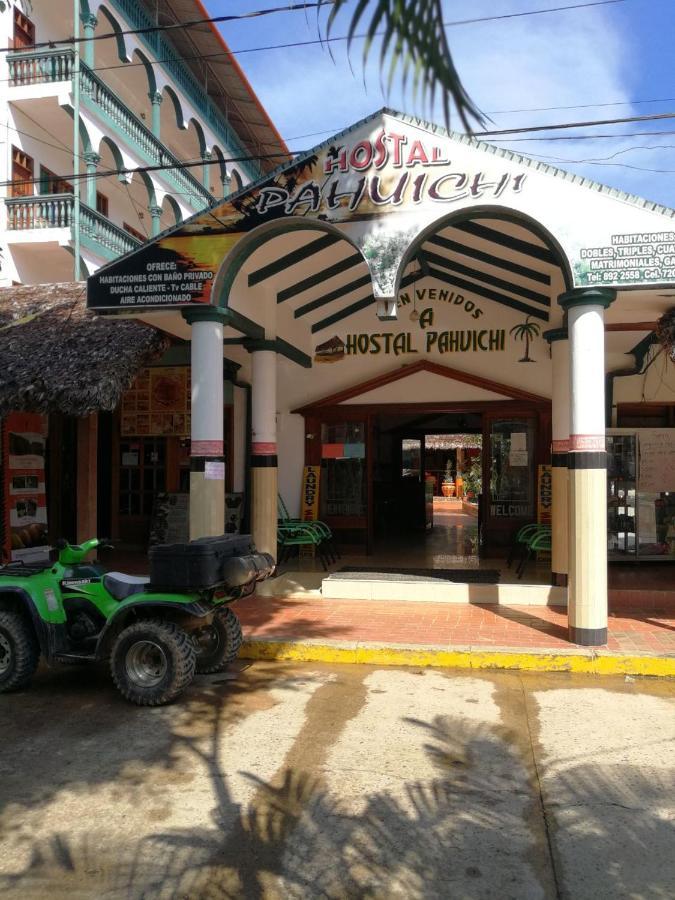 Отель Hotel Pahuichi