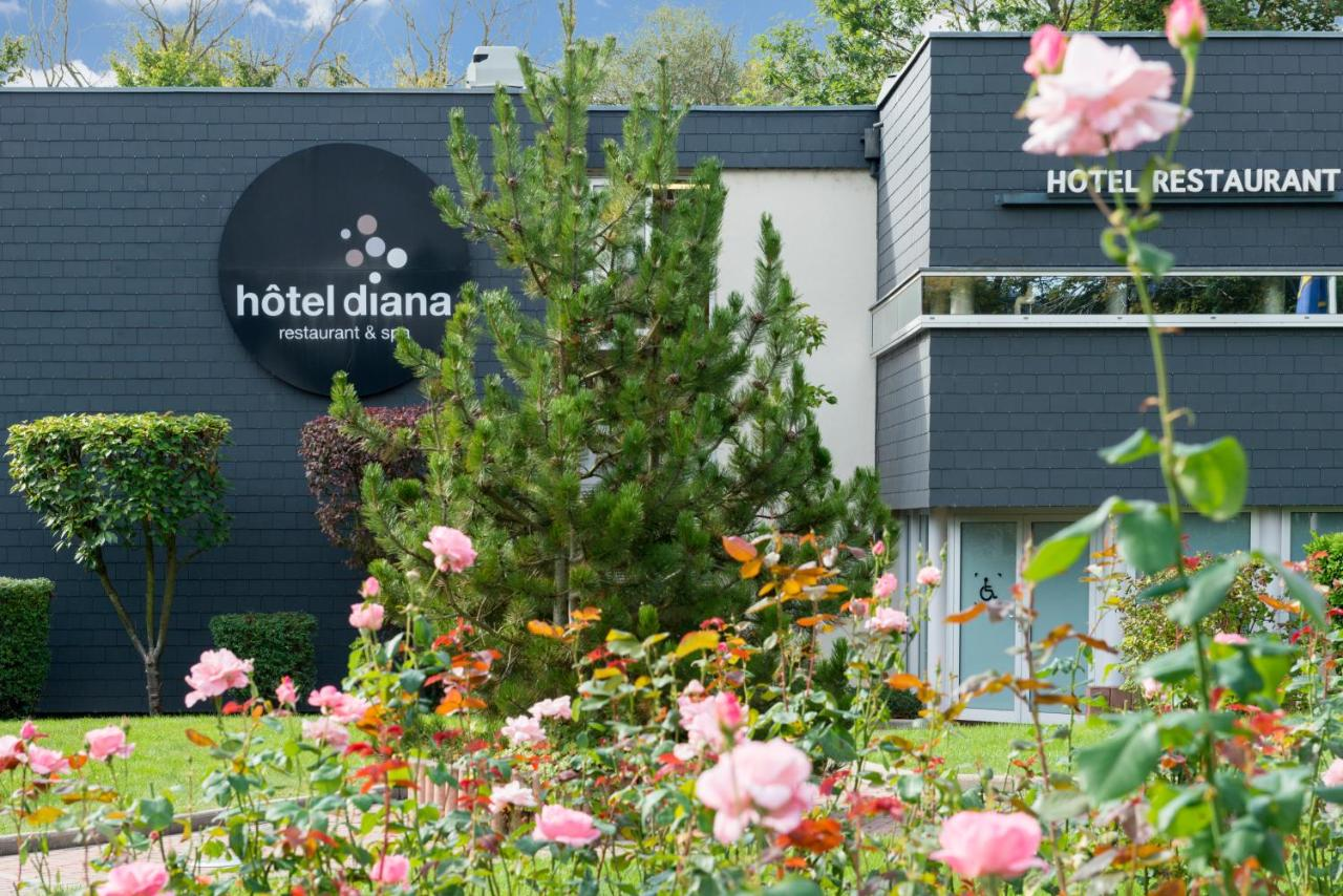 Diana Hotel Molsheim France Booking Com