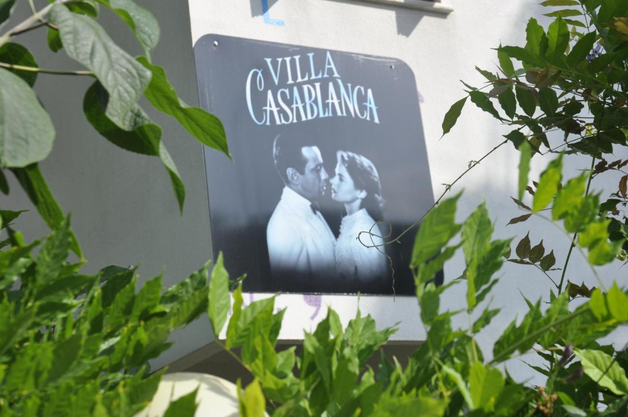 Апарт-отель  Hotel Villa Casablanca