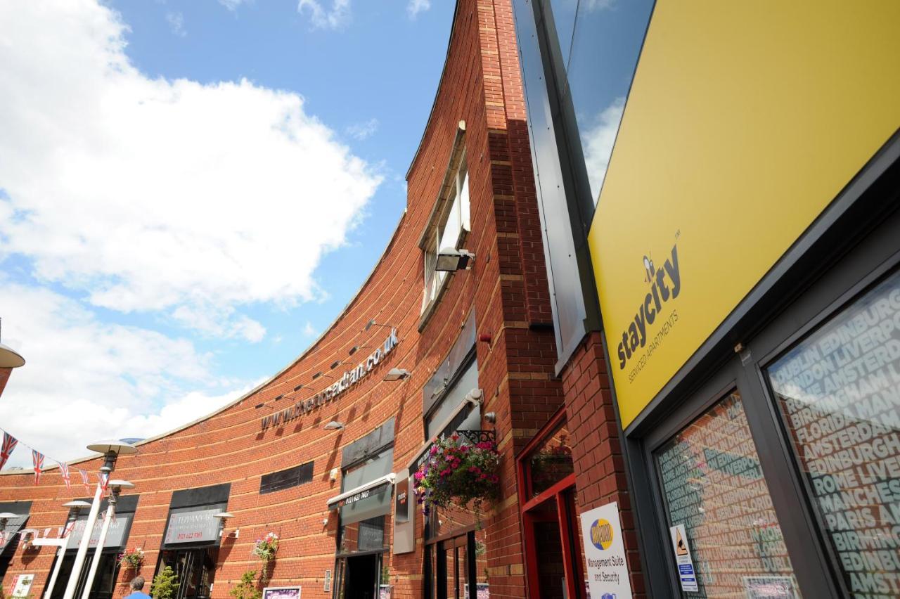 Апарт-отель  Staycity Aparthotels Birmingham City Centre Arcadian