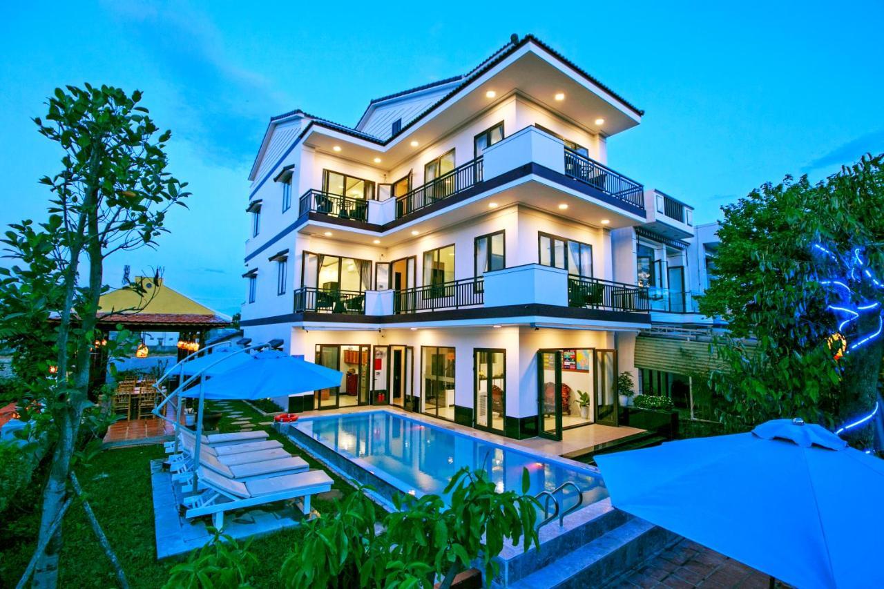 Виллы  Zen Hoian Villa