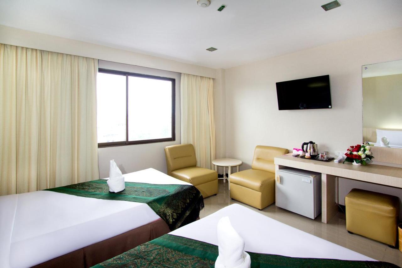 Отель  Hatyai Rama Hotel