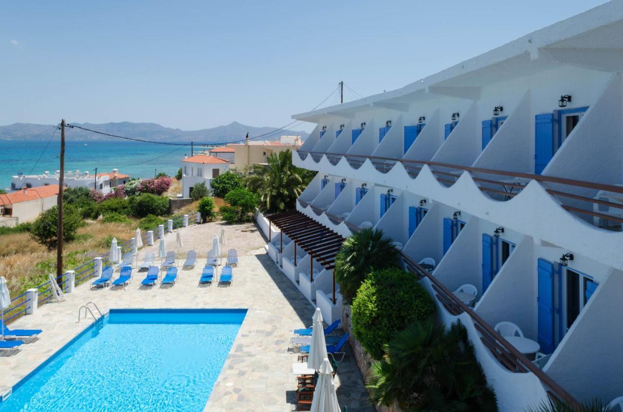 Апарт-отель  Hotel Boulas