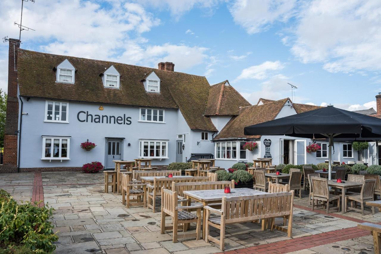 Channels Lodge Chelmsford Uk Bookingcom