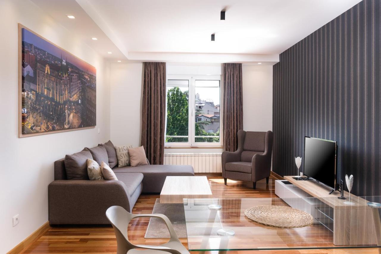 Апартаменты/квартиры  Apartments Feel Belgrade