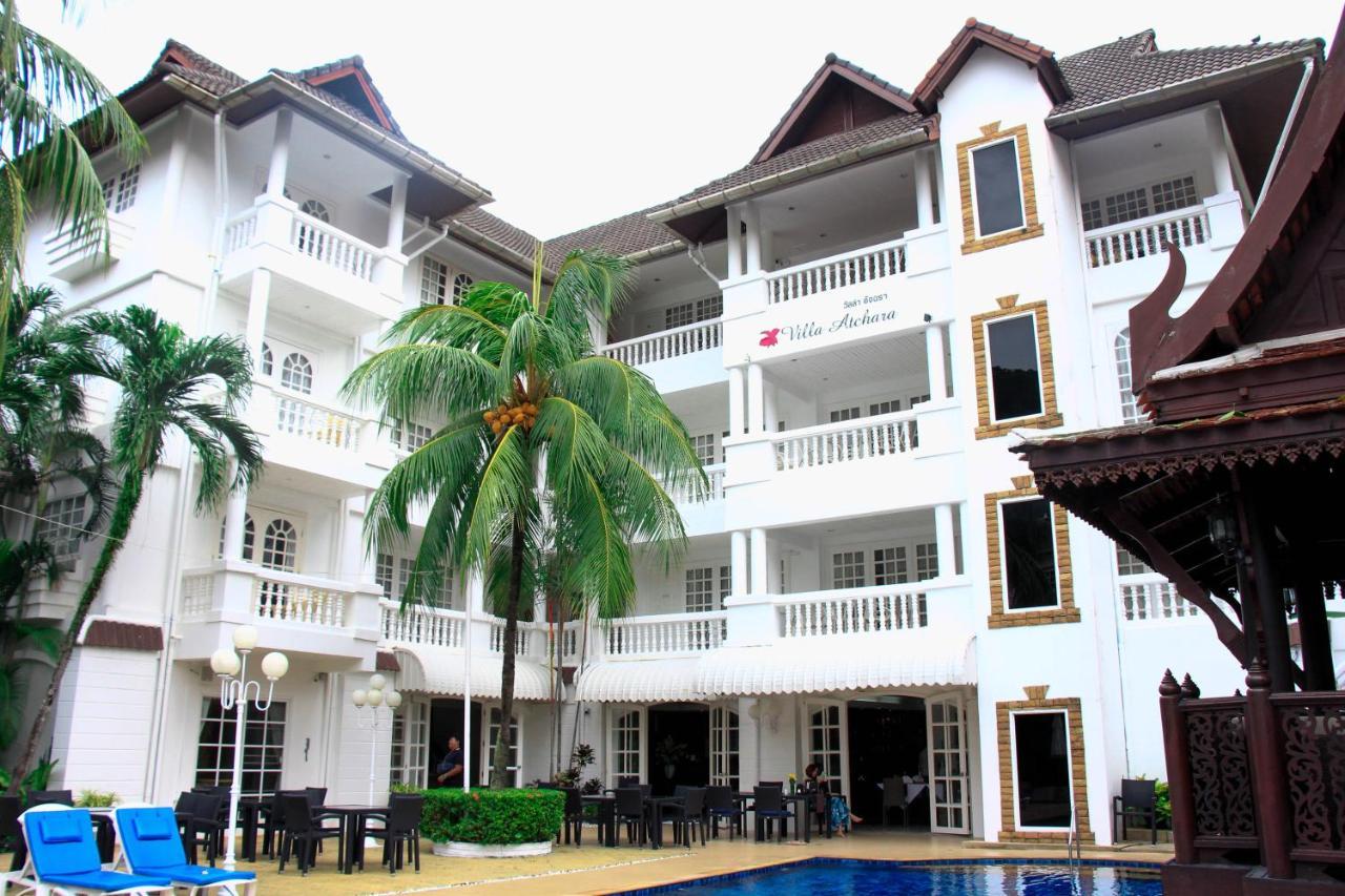 Отель  Villa Atchara