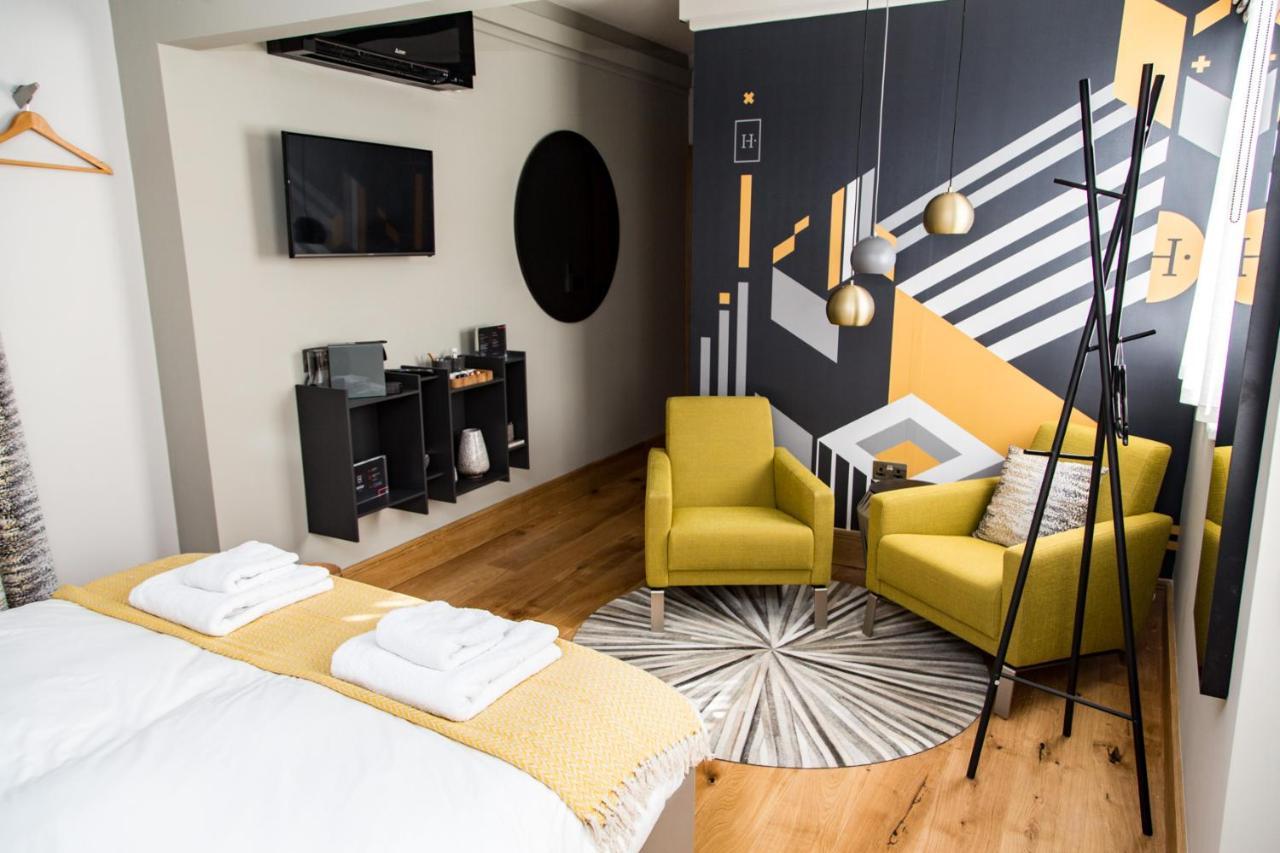 Отель  The Hugo - Hotel Concept Canterbury