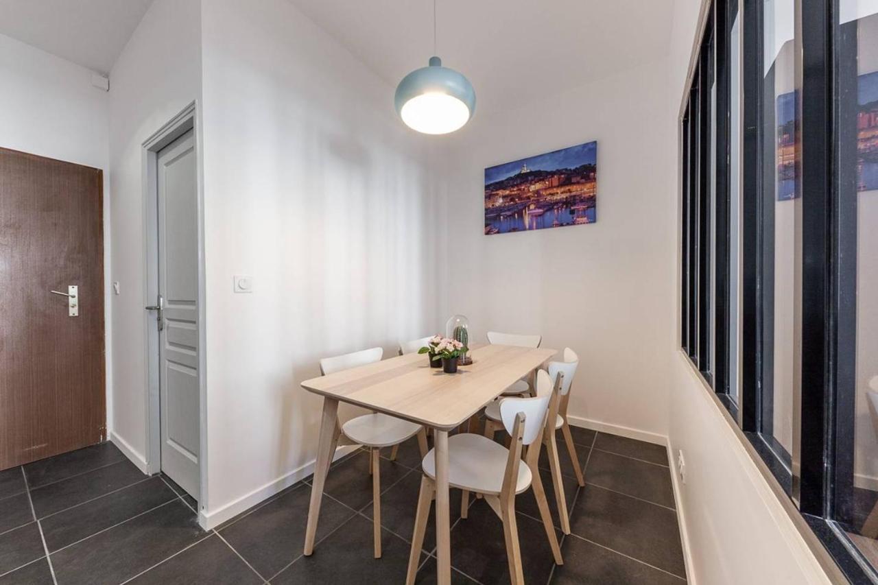 Espace Atypique Aix En Provence apartment appart' s vieux port et republique, marseille