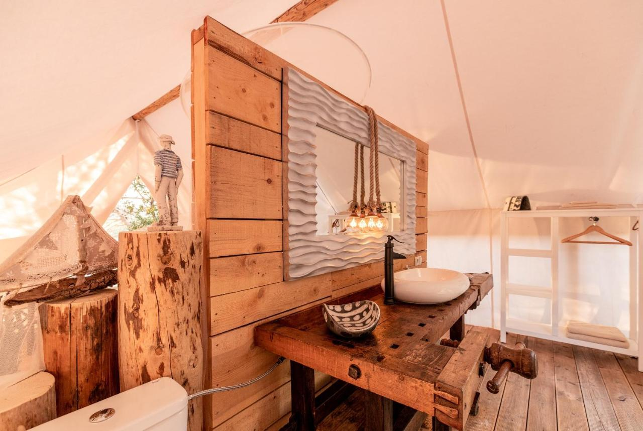 Plage Cachée Glamping in Europe