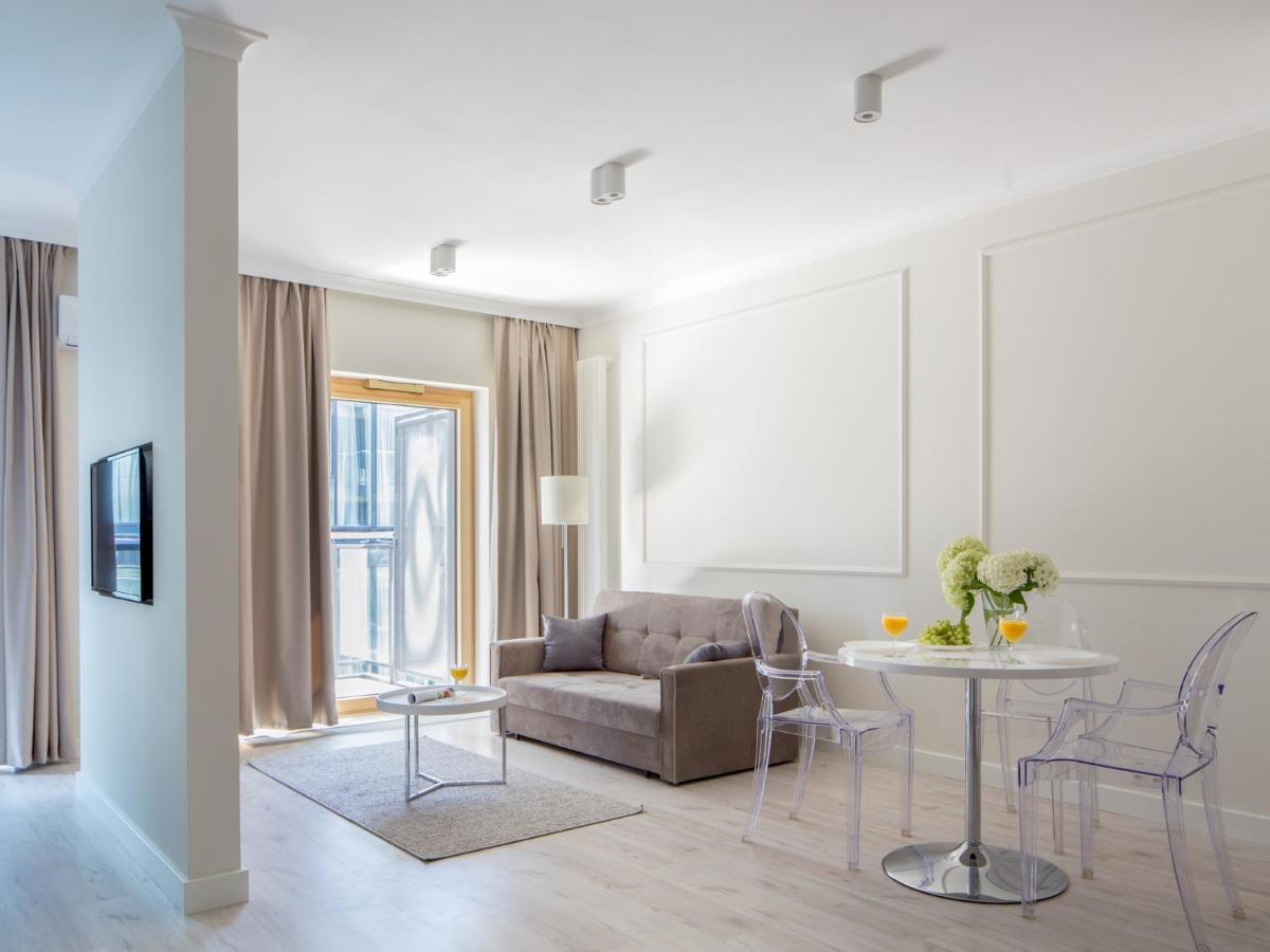 Апартаменты/квартиры  Chopin Apartments - Mennica Residence