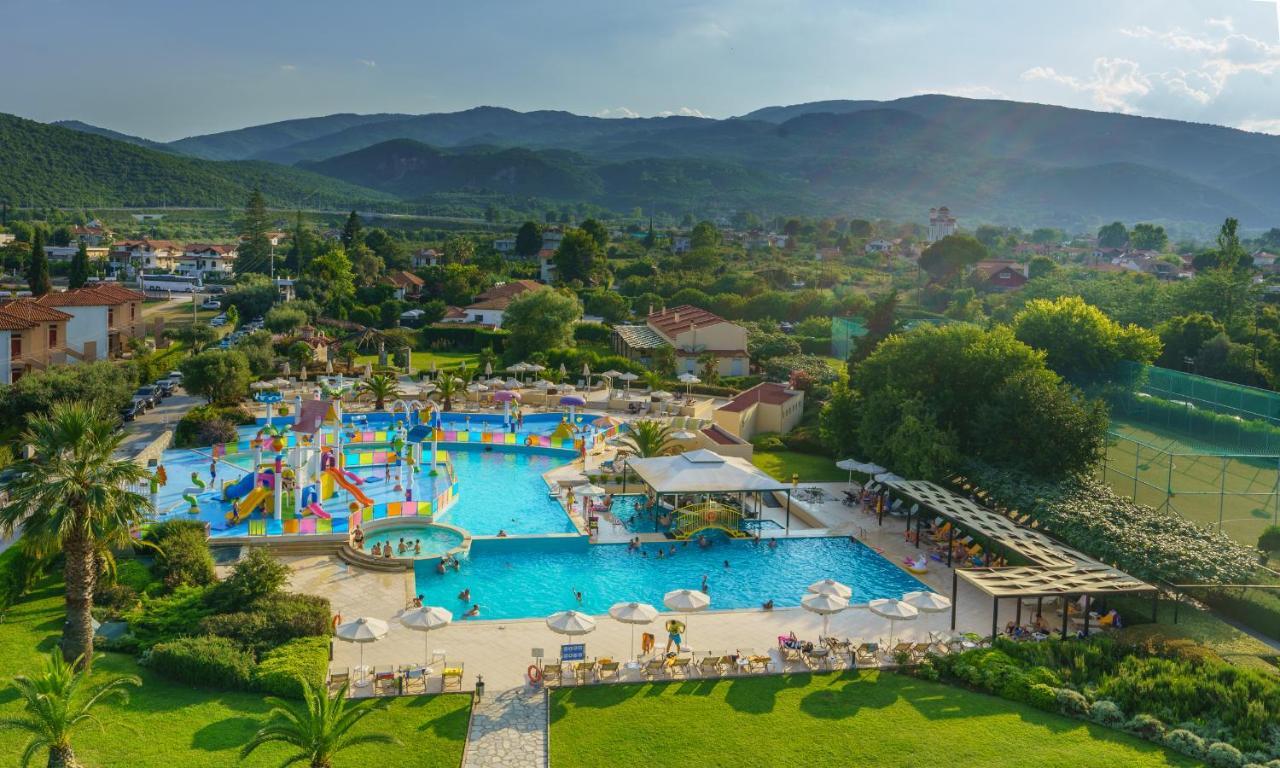 Cronwell Platamon Resort Grecia Platamonas Booking Com