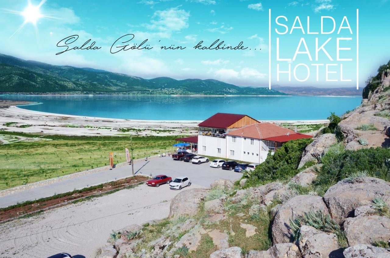 Отель  Salda Lake Hotel